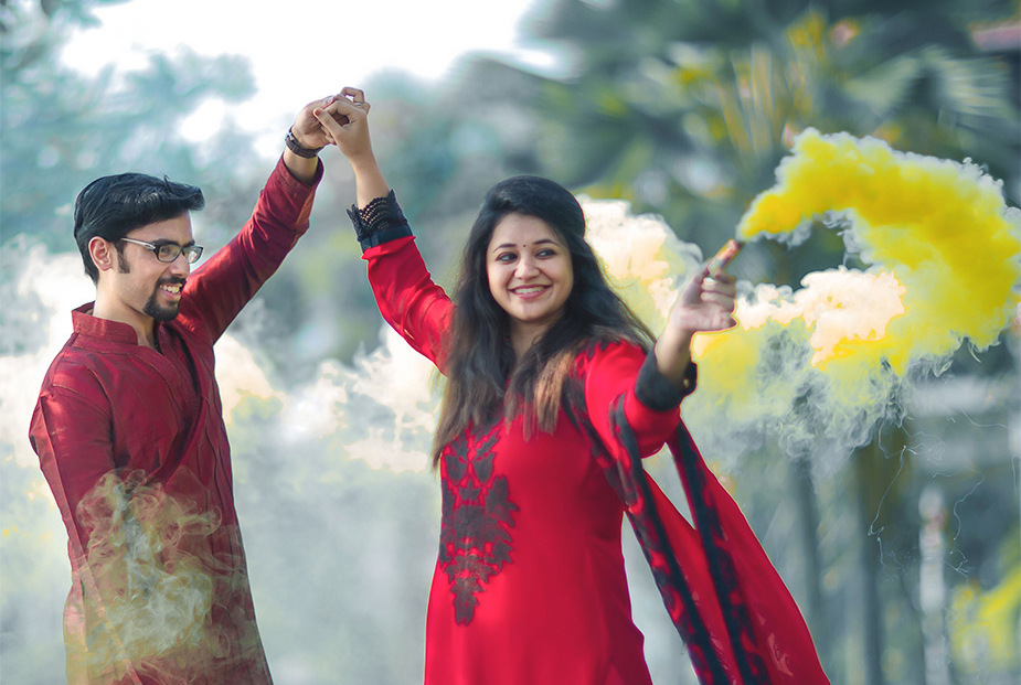 Kerala Pre-Wedding Trends