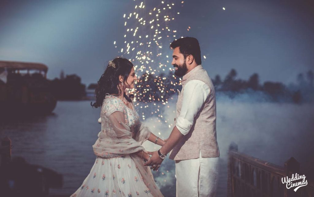 Engagement Photography at Ramada Alleppey